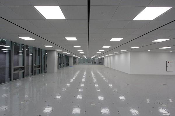 Ứng dụng của đèn led panel 600x600 duhal