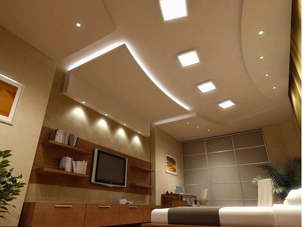 Những điều lưu ý khi bố trí đèn Led Panel cho nhà ở