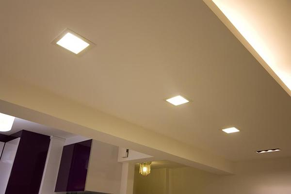 """Địa chỉ """"vàng"""" bán đèn led Panel cho nhà ở uy tín."""