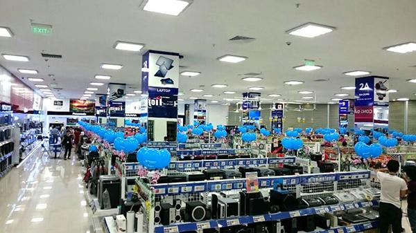 Chú ý khi lựa chọn hệ thống đèn led Panel chiếu sáng trong trung tâm thương mại