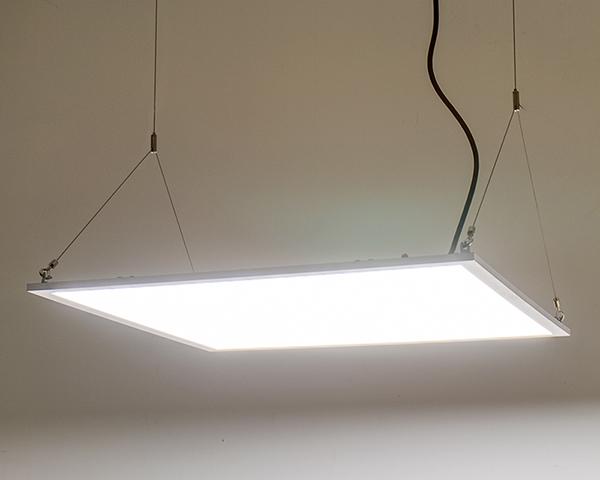 Đèn led Panel thả trần dây
