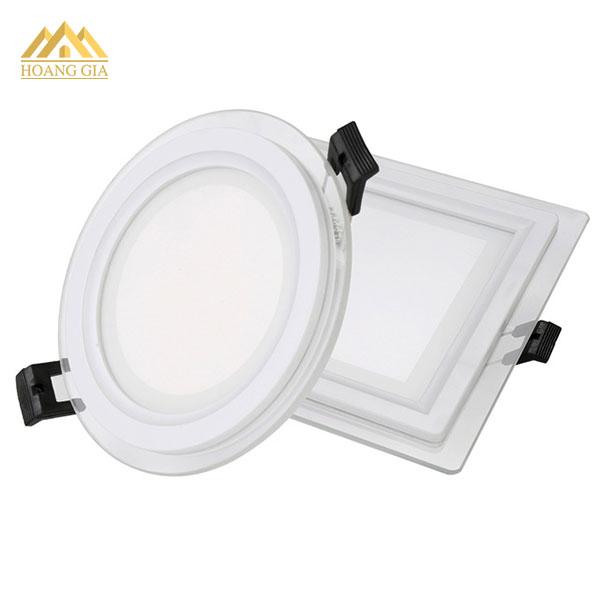 Các loại đèn led panel và ưu điểm của led panel light